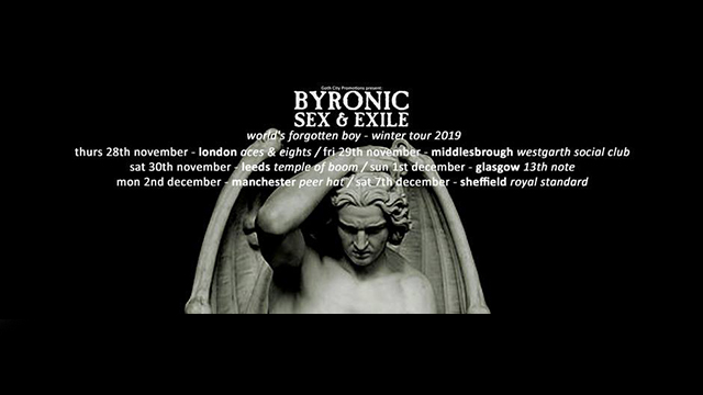 Byronic Sex & Exile