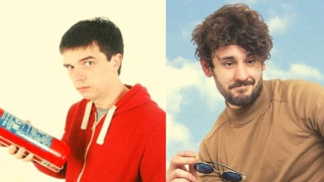 Chris Kent and Josh Pugh Edinburgh Previews