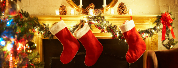 Tuesday Chuckles: Christmas Stocking!