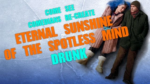 Comedians Cinema Club: Eternal Sunshine