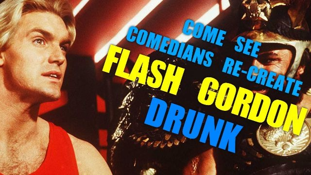 Comedians Cinema Club: Flash Gordon
