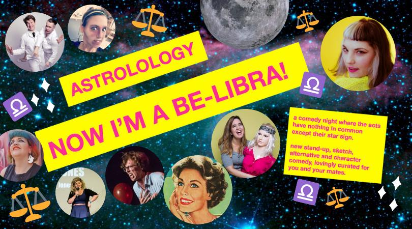 Astrolology: Now I'm a Be-Libra!