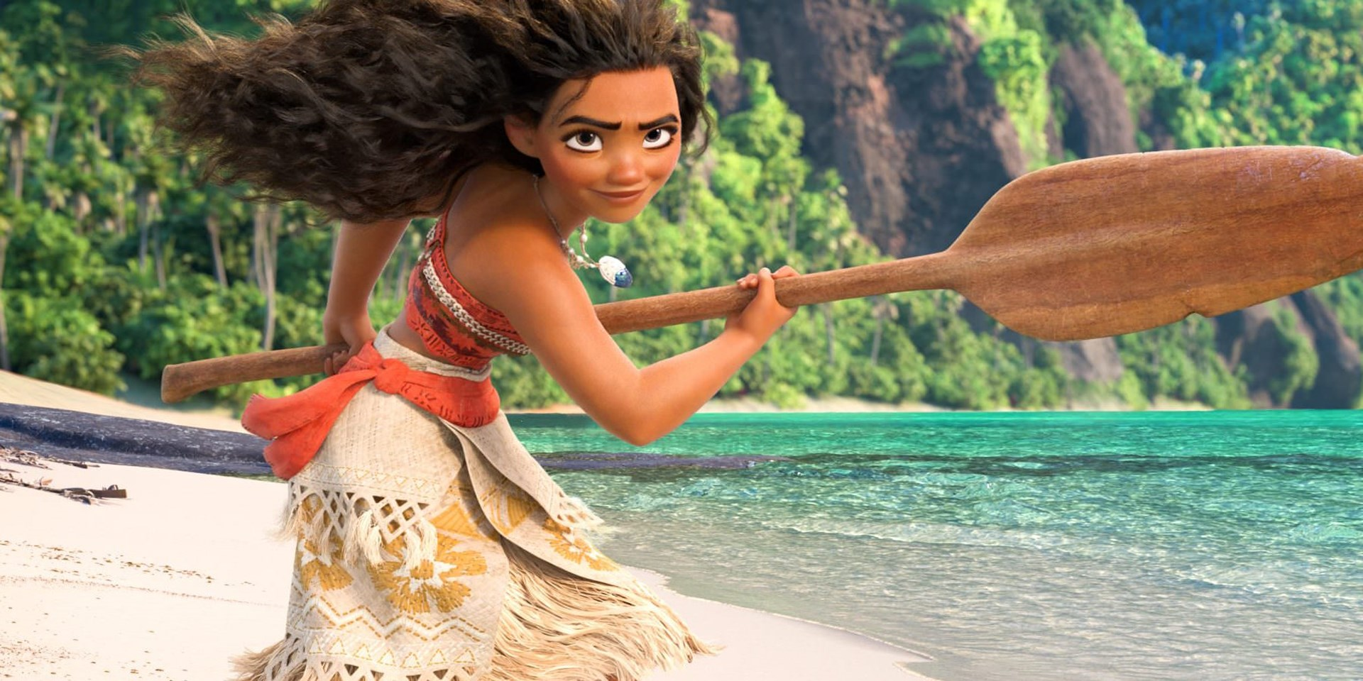 Comedians Cinema Club present: Moana